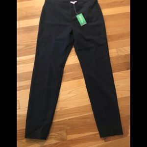 Lilly Pulitzer Alessia Stretch Dinner Pant - Black